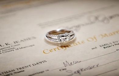 basics of marriage-license