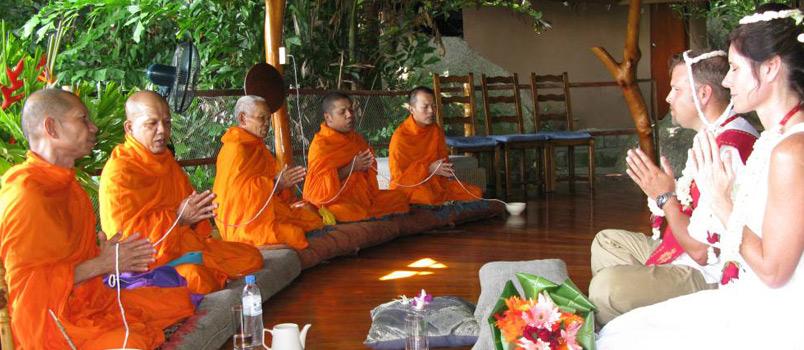 Buddhist gay marriage