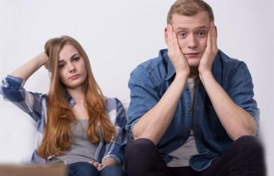 Odds of getting back together after separation