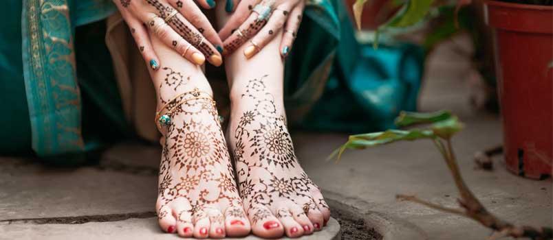 Mehndi (henna ceremony)