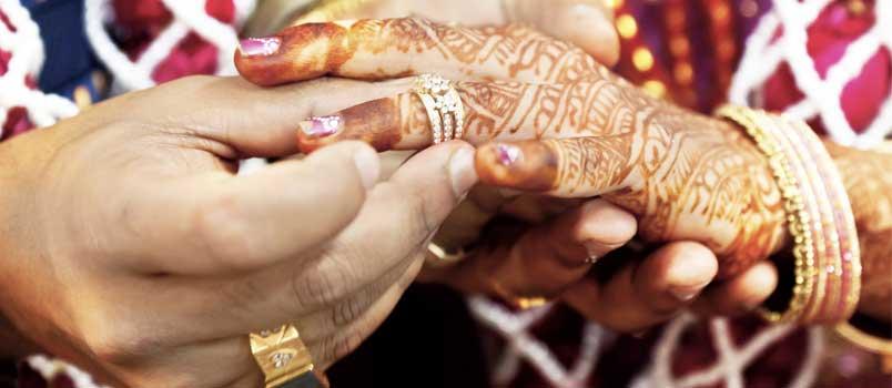 Sagai (Ring Ceremony)