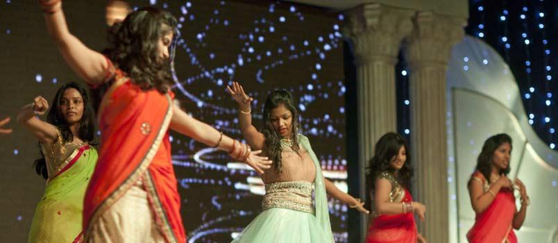 Sangeet (music & singing ceremony)