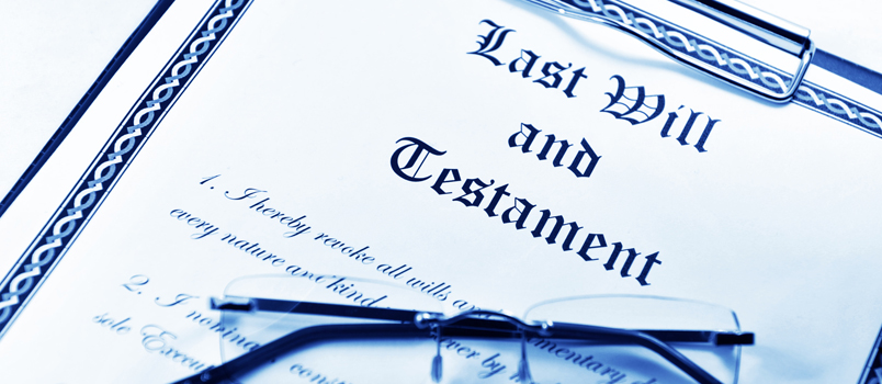effect of marriage on a will