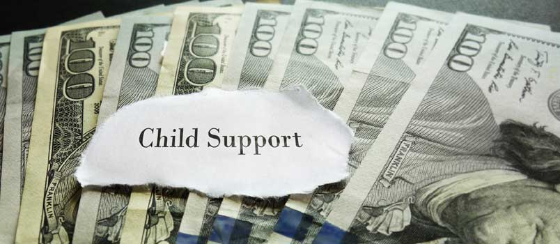Spousal support in divorce