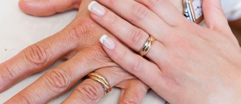 Civil unions vs. domestic partnerships