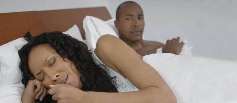 When you have an angry partner it is very important that you establish some firm boundaries.