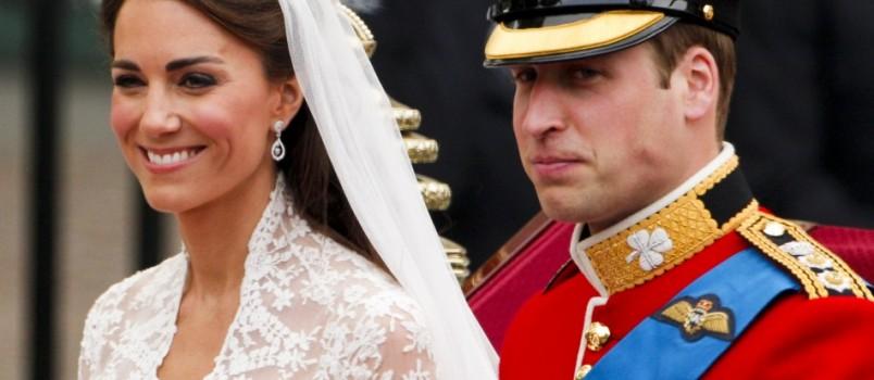 Prince-William-and-Kate-Middleton-on-their-wedding