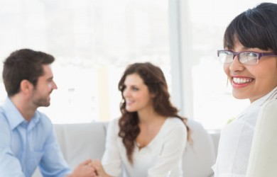 Marriage Counseling? Yes, Definitely!