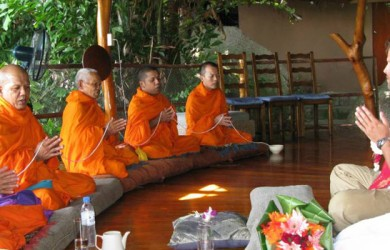 Traditional Buddhist Wedding Vows to Inspire Your Own