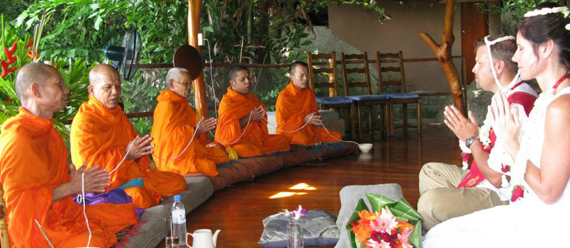 buddist marriage