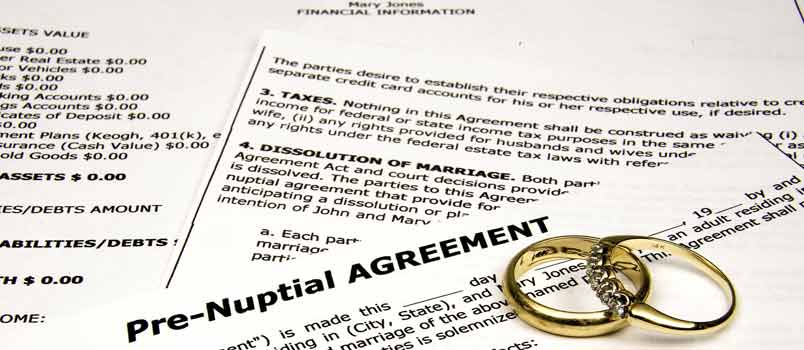 Dos And Donts Of Prenuptial Agreements Marriage