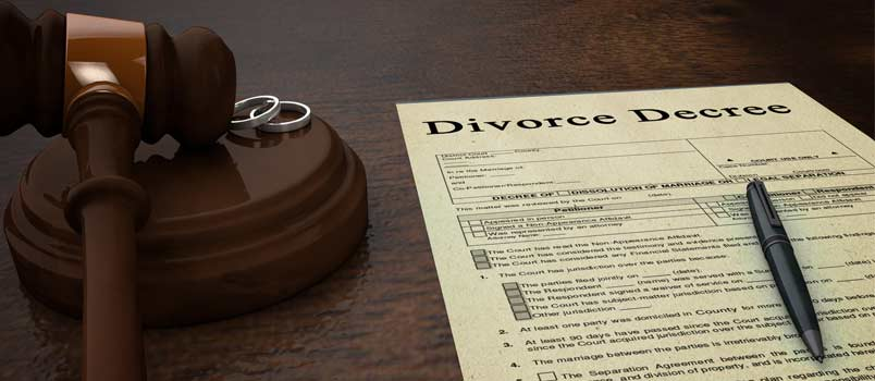Divorce - Laws and legal advice