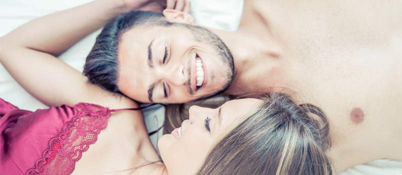 Sex important in married life