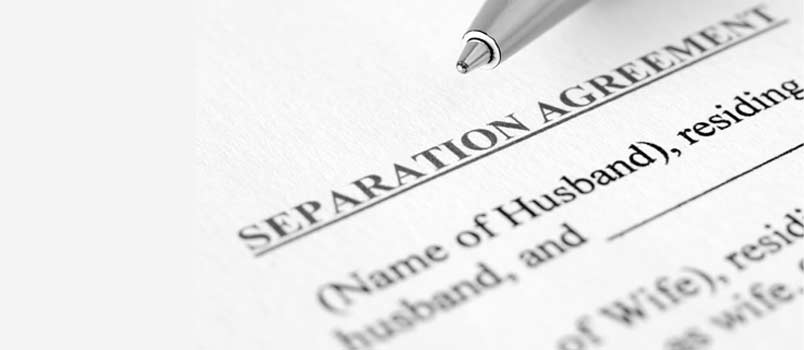 dating while separated uk law