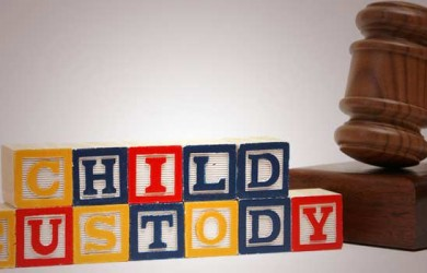 Child Custody and Visitation Rights in a Legal Separation