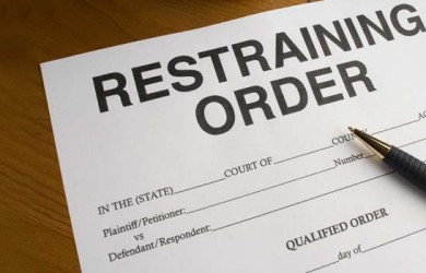 Automatic Temporary Restraining Orders
