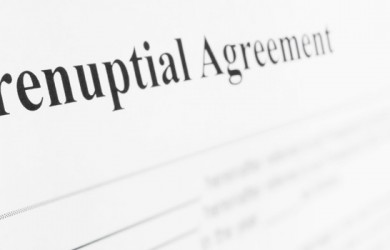 Controlling the Flood: The Ultimate Purpose of a Prenuptial Agreement