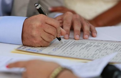 Information at Your Fingertips: Obtaining a Marriage License Online