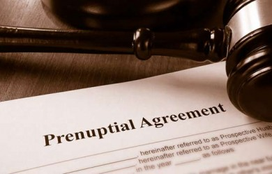 Why has There Been a Rise in the Number of Prenuptial Agreement?