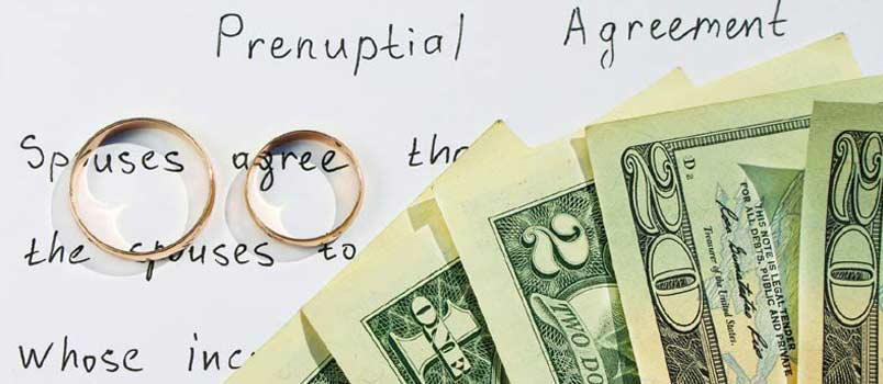 The Cost Of A Prenuptial Agreement Marriage