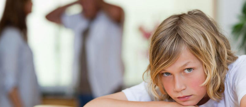 What is better for Kids: Divorced Parents or Fighting Parents?