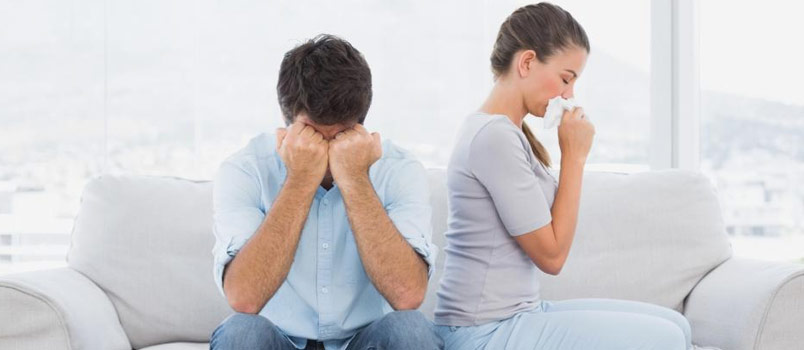 Wife wants trial separation