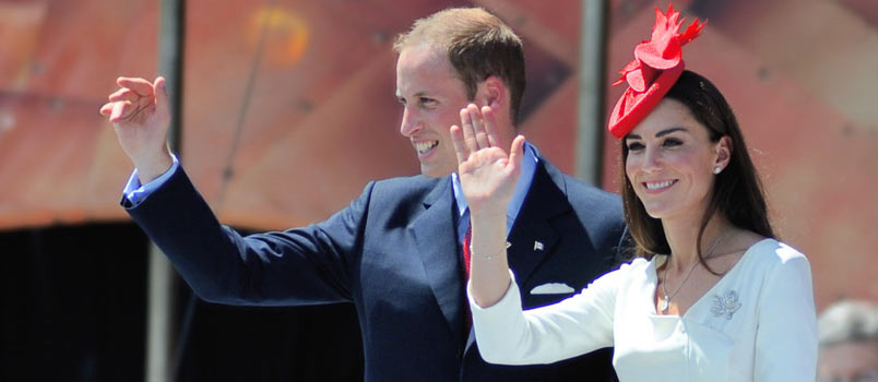 Duke William and Duchess Kate