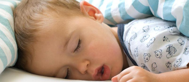 Get your toddler to sleep easily
